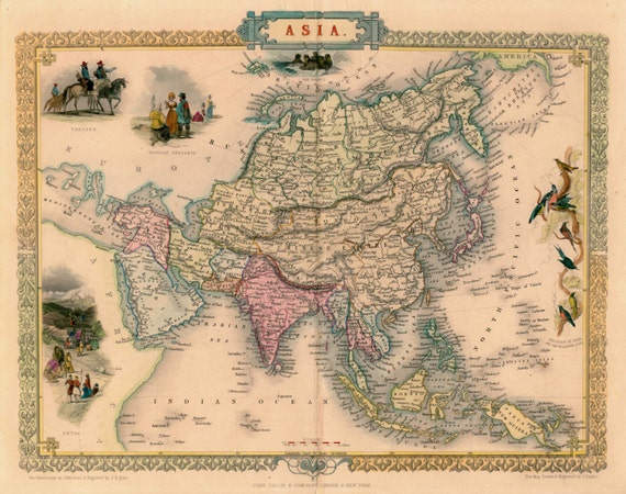 Map poster, Old world maps, World globe, World map print, Ancient ...
