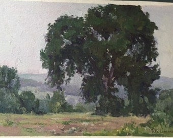 Michael Graves Landscape Painting