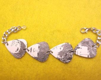The Beatles Revolver bracelet