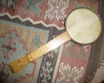 Gretsch Clarophone - 1930s 17 fret Camp Banjo/Ukulele - UNSTRUNG - Excellent Condition