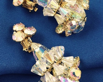 Fabulous Crystal Chandelier Earrings