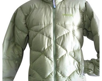 VTG Marmot down puffer perfect condition L