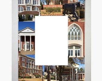East Texas Baptist Picture Frame Photo Mat Unique Gift Graduation School Personalized
