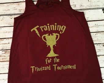Triwizard Tournament Workout Tank