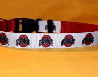 Ohio State collar