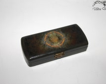 Luxury case for glasses, pen box - New (handmade) The Lord of the Rings