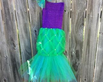 Mermaid TuTu Costume