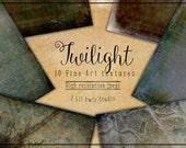 Twilight - Fine Art Textures, Photoshop Textures
