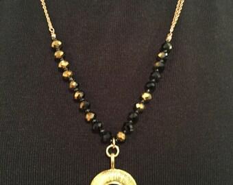Vintage Chanel Pendant/ Necklace