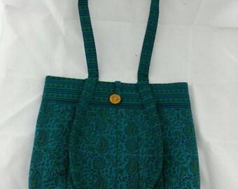 Hand Block Printed Fabric Bag MF502