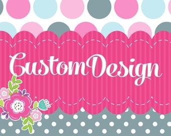 Custom Design - Retractable ID Badge Holder
