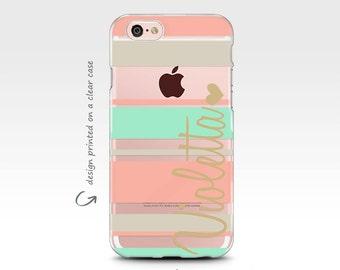 iPhone 8 Plus Case, iPhone 6 Case, iPhone 7 Case, Galaxy S8 Case, Galaxy S7 Case, iPhone X Case, Personalized Case, Monogram, iPhone 7 Plus