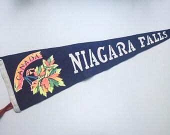 Niagara Falls Pennant