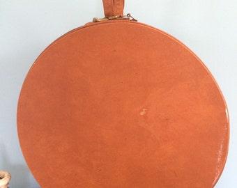 Vintage Droutman Lark Hat Box
