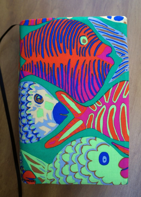 Big book cover aa go fish for Book with fish on cover