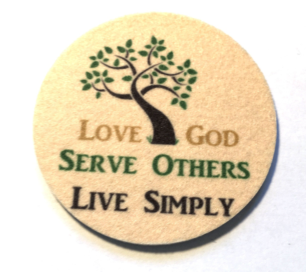 Live simply coaster set free shipping absorbent drink - Drink coasters absorbent ...