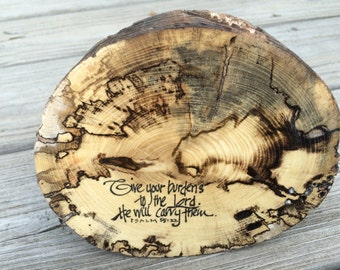 Spalted Hackberry Inspirations