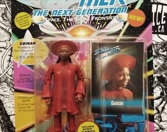 Vintage Star Trek Figure - Guinan