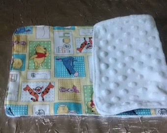 Baby Burp Cloth- Handmade