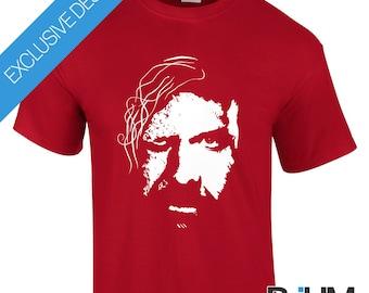 "Game of Thrones ""Gnarly Chap"" (Sandor Clegane AKA The Hound) Original T-Shirt | Vinyl & 100% Cotton | Limited Ed. | Sizes S-Xxl"