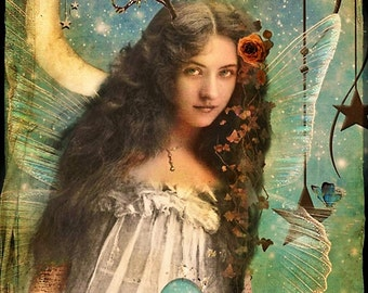 Lyanna Perfume Mist or Oil 1/2 oz.  Seelie Court Perfume, Fairy Perfume, Fantasy Perfume, Faery Perfume, Fairy Perfume Gift For Her