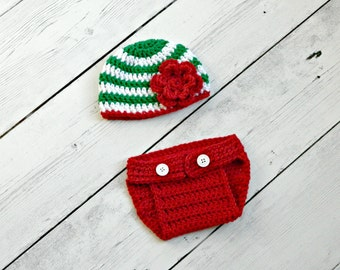 CHRISTMAS OUTFIT- red cover