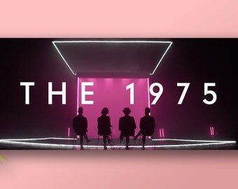 The 1975 - 'The 1975' Banner Poster