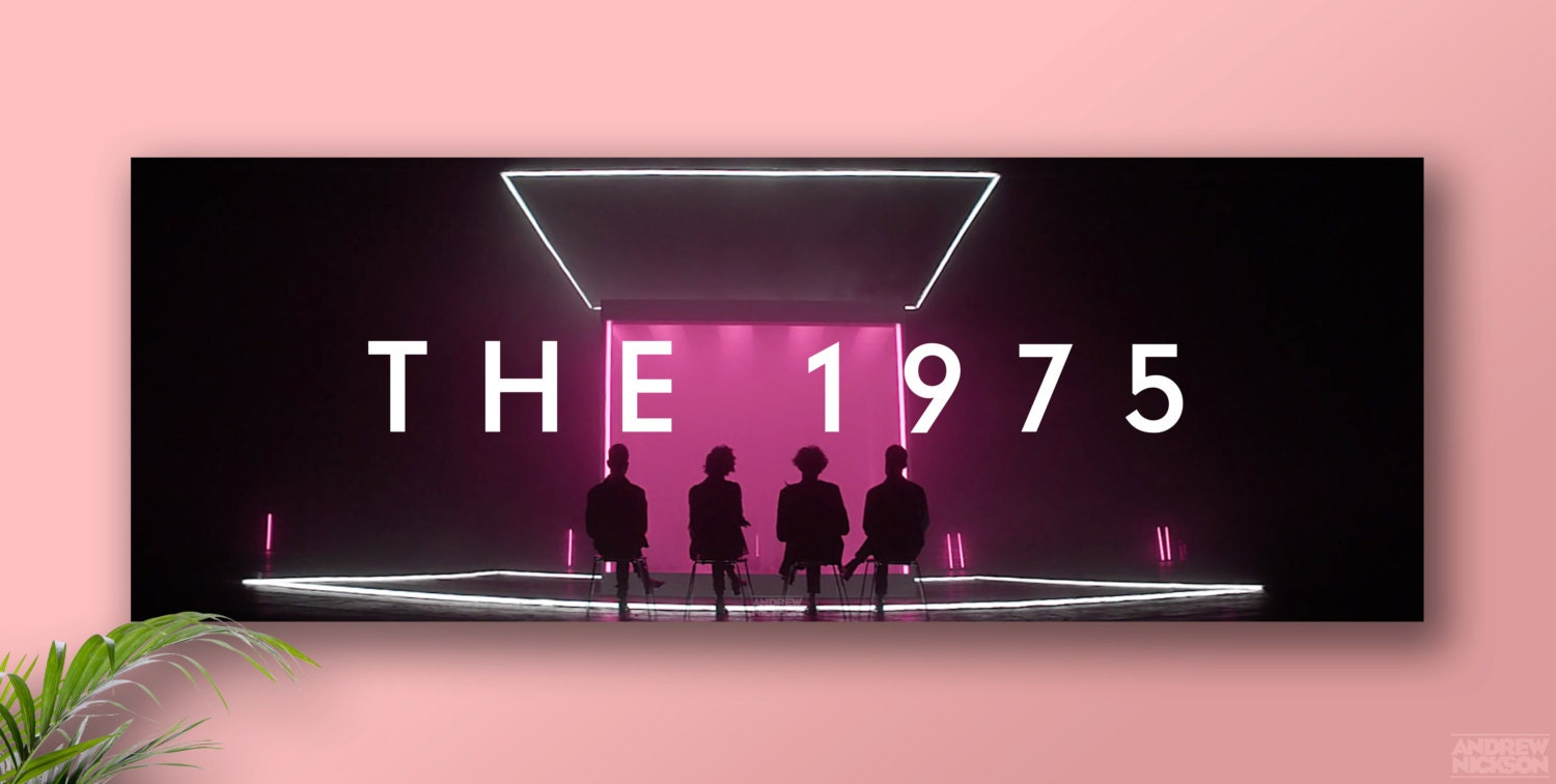 The 1975 The 1975 Banner Poster