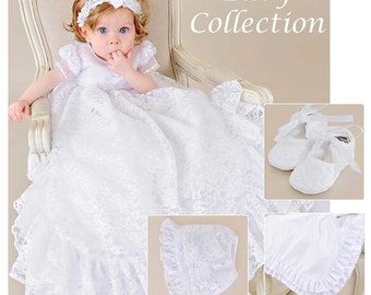 Save 10% On Our Lucy Baptism Christening Gown Collection