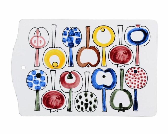 Almedahls Pomona Apples by Marianne Westman Cutting Board Scandinavian Modern