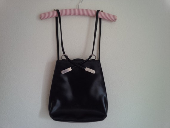 leather backpack frederic t paris backpack convertible