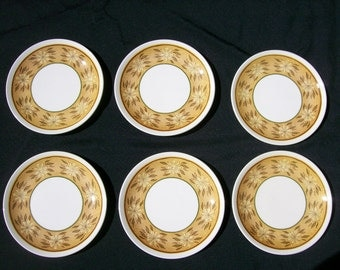 Taylor Smith Taylor Daisy Mae Salad Plate set of 6