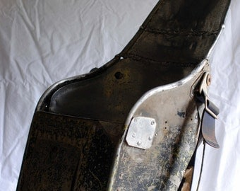 Vintage 1940s Aircraft Seat