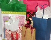 Surprise Gift Bags with Sew Fruitful Products! For Christmas, Birthdays, Baby Showers, and Anytime Gifts!