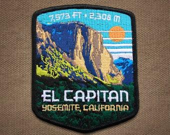 El Capitan Patch