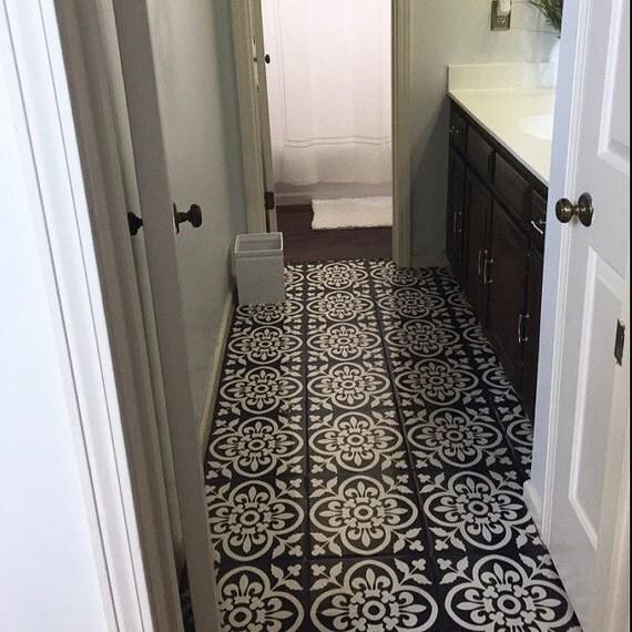 Moroccan Kitchen Floor Tiles: Encaustic Moroccan Kitchen/ Bathroom