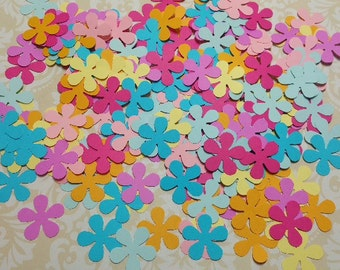Large Lot of Die Punched Flowers.  #OP-27
