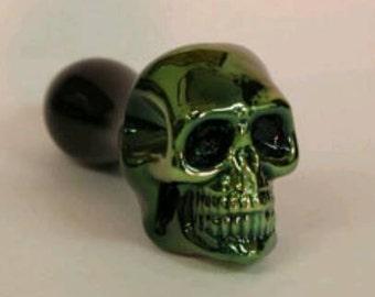 Pocket Skull Pipe From Brebes