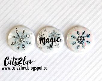 "3 badges 1 ""Magic"