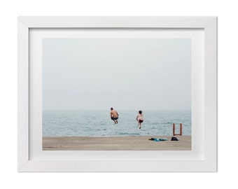 Summer In Chicago Fine Art Photography, Lake Michigan Summer Print, Chicago Gift, Original Signed Art, Custom Size Available