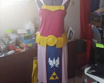 Zelda Spirit Tracks Cosplay