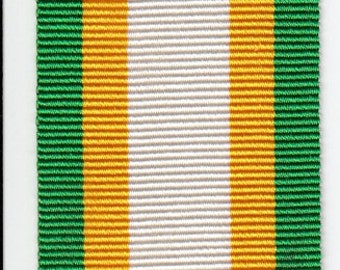 African Union Medal Ribbon