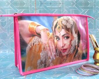 Toilet woman original India Bollywood is kitsch