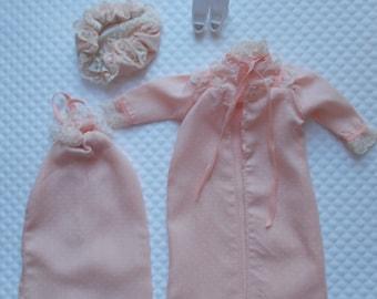 Sindy 1984 Nightcap Outfit