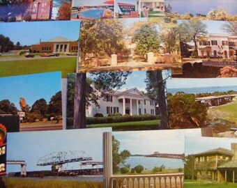 30 South Carolina Postcards,UNUSED Postcards, South Carolina Postcards, Save the Date Postcards, Wedding Cards, Guestbook cards,