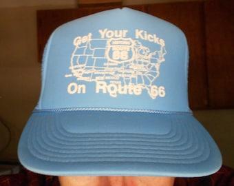 Route 66 Souvenir Baseball Cap Lowered Price!