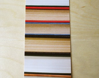 Book pages bookmark