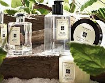 Woodsage & Seasalt Jo Malone Type Premium Fragrance Oil  Uses: Diffuse For Air Freshener/Aroma Therapy/Bath-Beauty Products /Soap/Candles