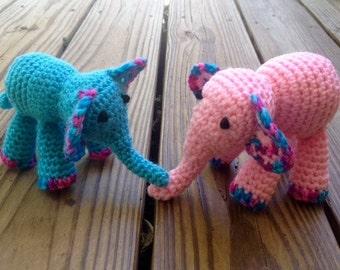 Elephant Momma & Baby