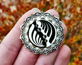 "Bassnectar ""Peace in Chaos"" Sold Out Hat Pin"